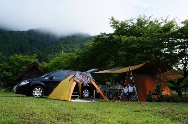 美山町自然文化村キャンプ場-フリーサイト-07