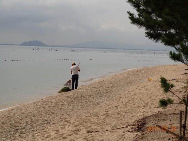近江舞子中浜キャンプ場-フリーサイト003