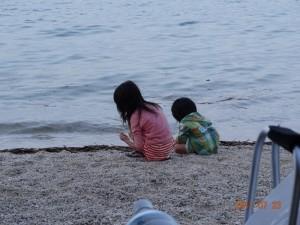 近江舞子中浜キャンプ場-フリーサイト014