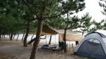 2013年近江舞子中浜キャンプ場-09