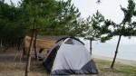 2013年近江舞子中浜キャンプ場-10