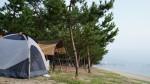 2013年近江舞子中浜キャンプ場-11