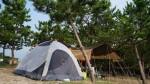 2013年近江舞子中浜キャンプ場-12
