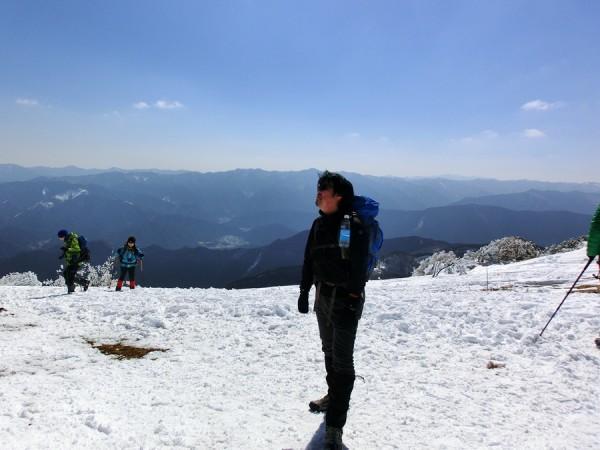 2014-02.23-12.23-三峰山-雪山-登山-樹氷10