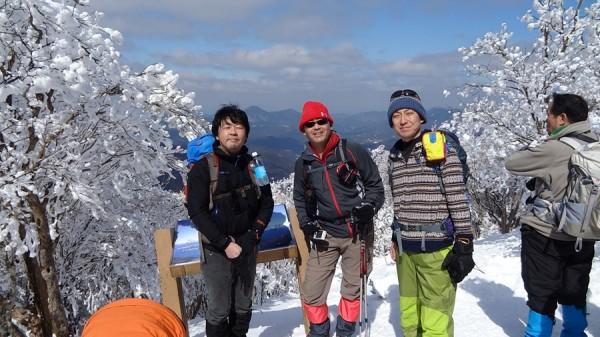 2014-02.23-22.13-三峰山-雪山-登山-樹氷47