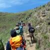 やっと登れた伊吹山登山、登山口から山頂までタフな高低差…しっかり登山でした