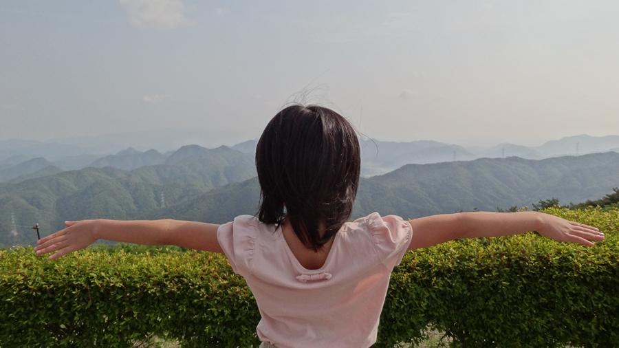 大野山頂の絶景…次回は登りで!