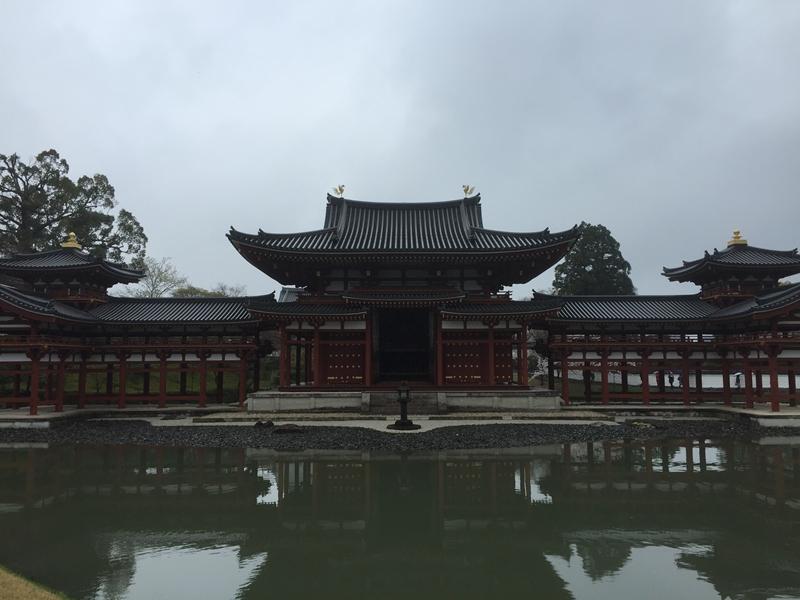 桜の季節にふらーっと宇治平等院
